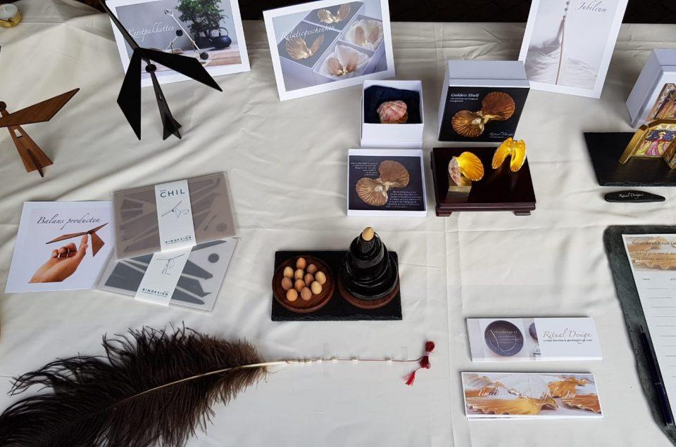 Ritual Design op Zeldzaam mooi markt Zutphen 27/10